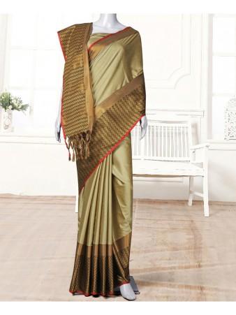 RE - Winsome Multicolor Banarasi silk patola saree